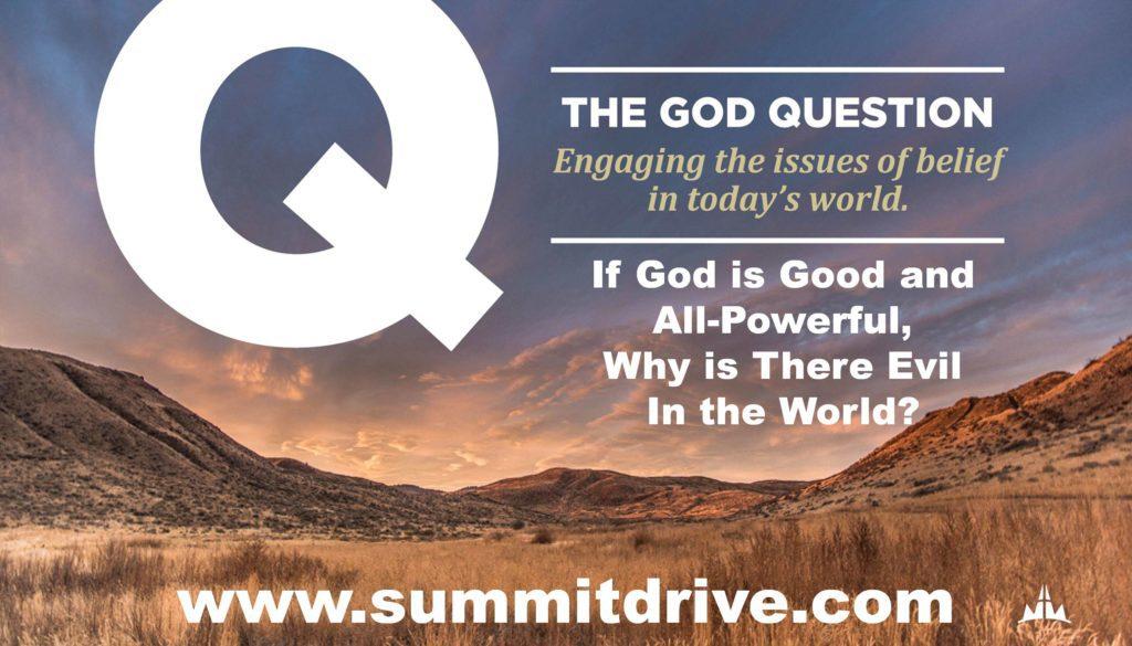 God Question Part Four