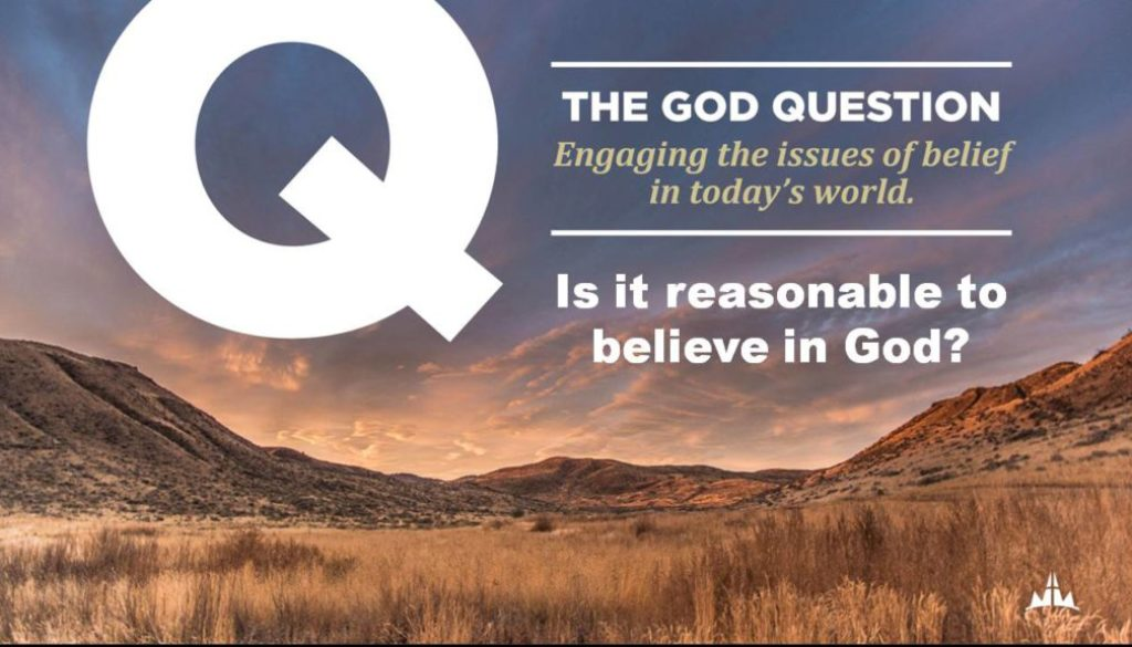 God Question Part One