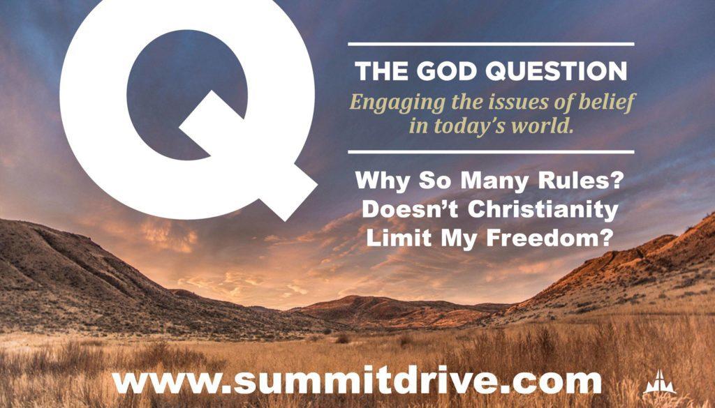 God Question Part Five